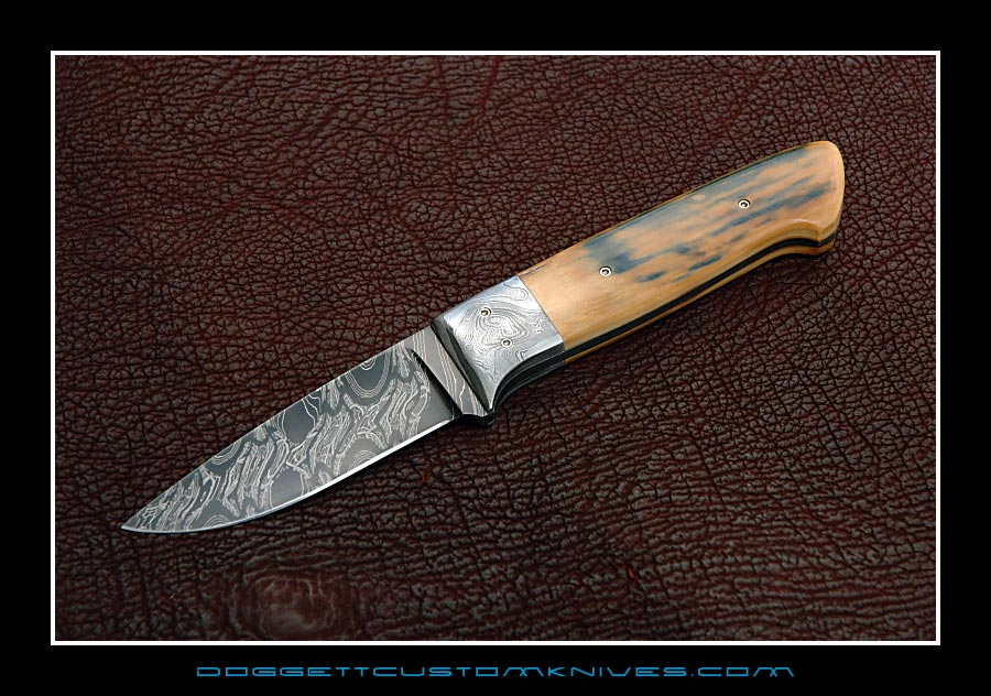 Doggett Custom Knives American Made Working Knives